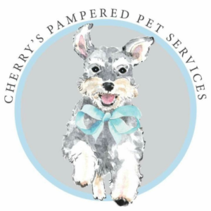 Cherry's Pampered Pet Services.