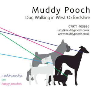 Muddy Pooch - Dog Walking In West Oxfordshire