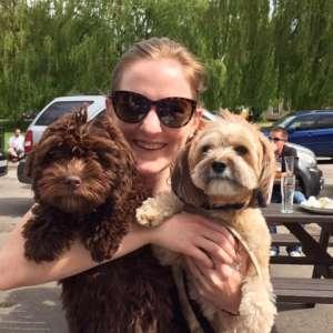 Napsbury Park Dog Walking