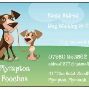 Plympton Pooches