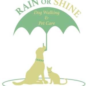 Rain Or Shine Dog Walking And Pet Care