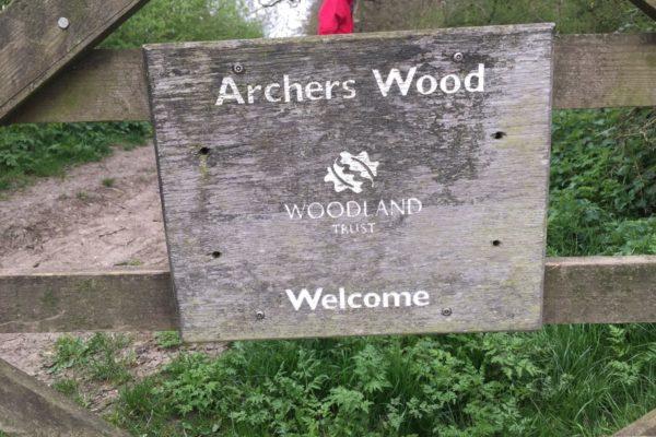 Archers Woodphoto