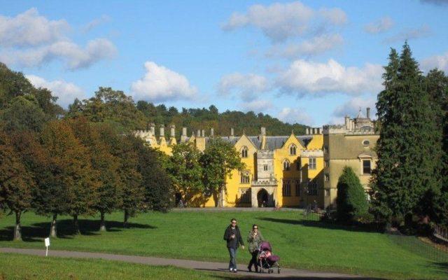 Ashton Court Mansions & Gardens Dog walk in Bristol (City of)