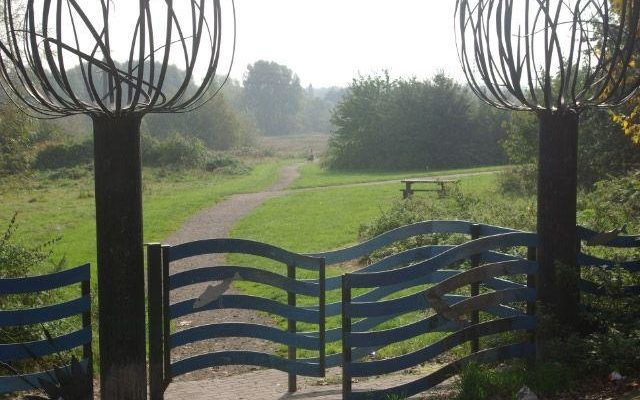 Aylestone Meadows Dog walk in Leicestershire