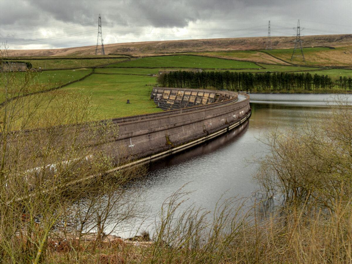 Baiting Reservoir large photo 1