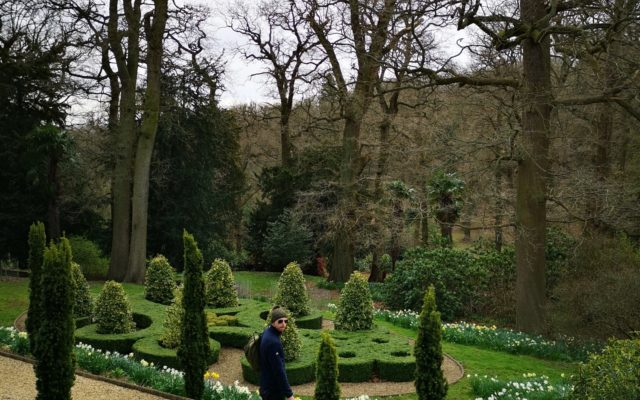 Belvoir Castle Dog walk in Nottinghamshire