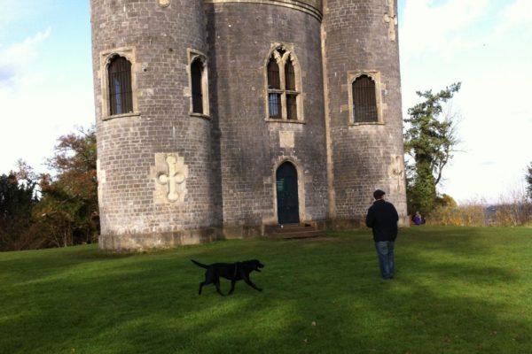 Blaise Castle Estatephoto