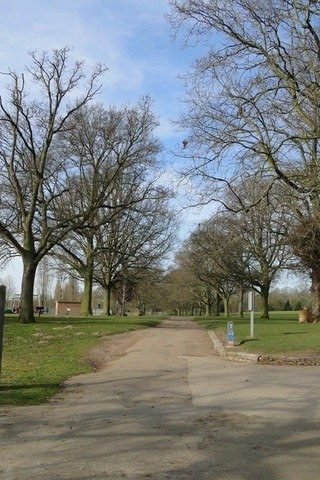 Dog walk at Bourne Park photo