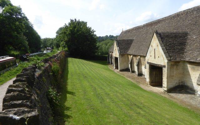 Bradford-On-Avon Dog walk in Wiltshire