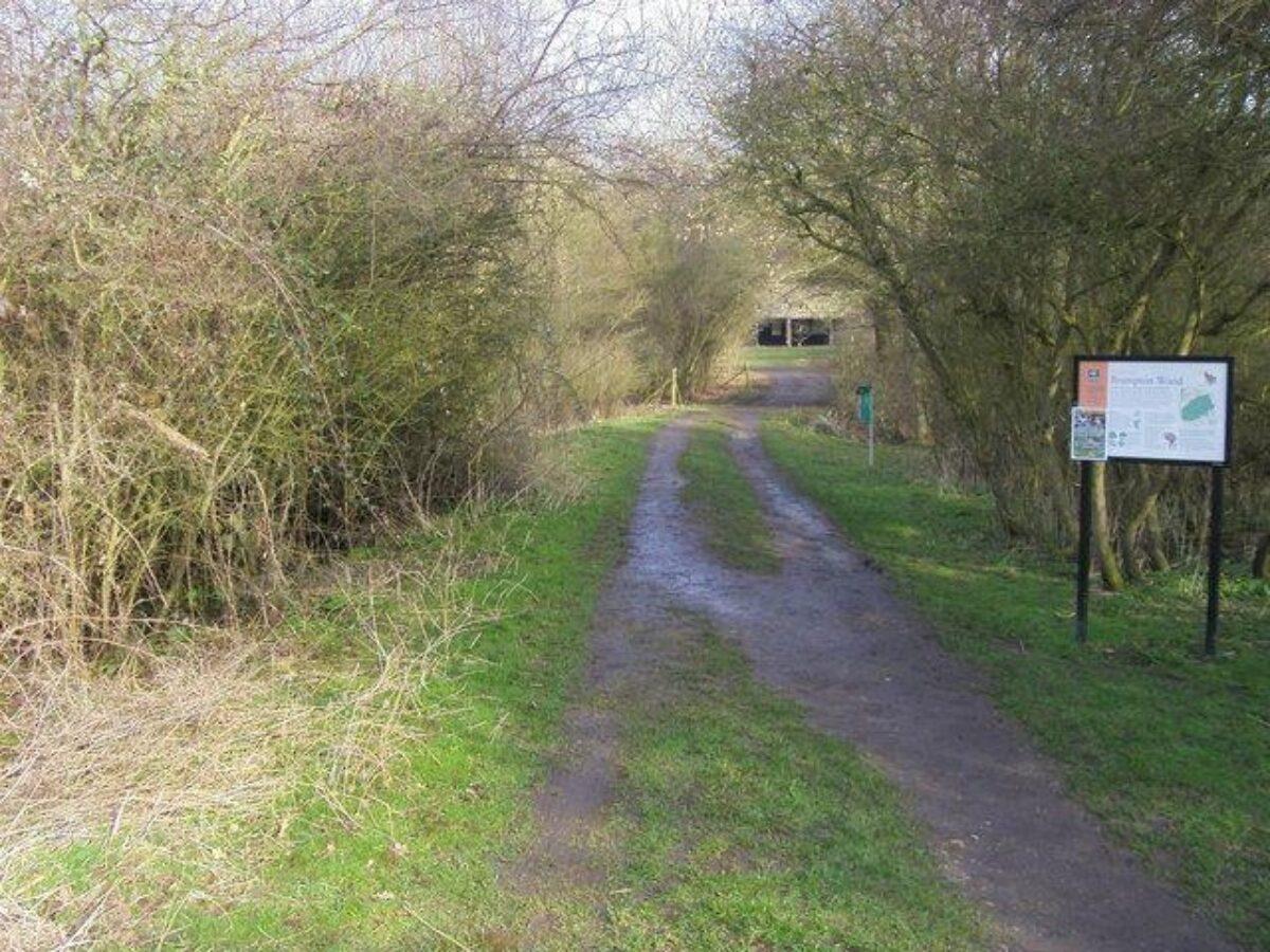 Brampton Woods Near Huntingdon large photo 2