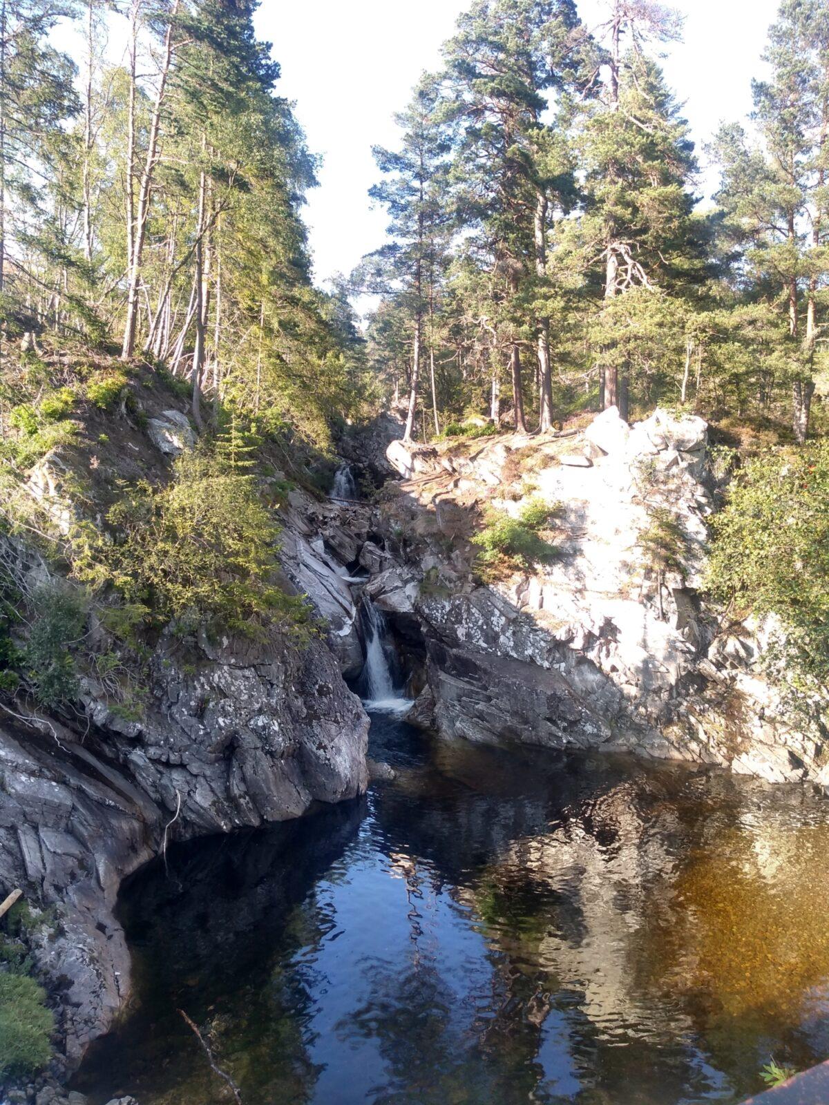 Bruar Falls large photo 4
