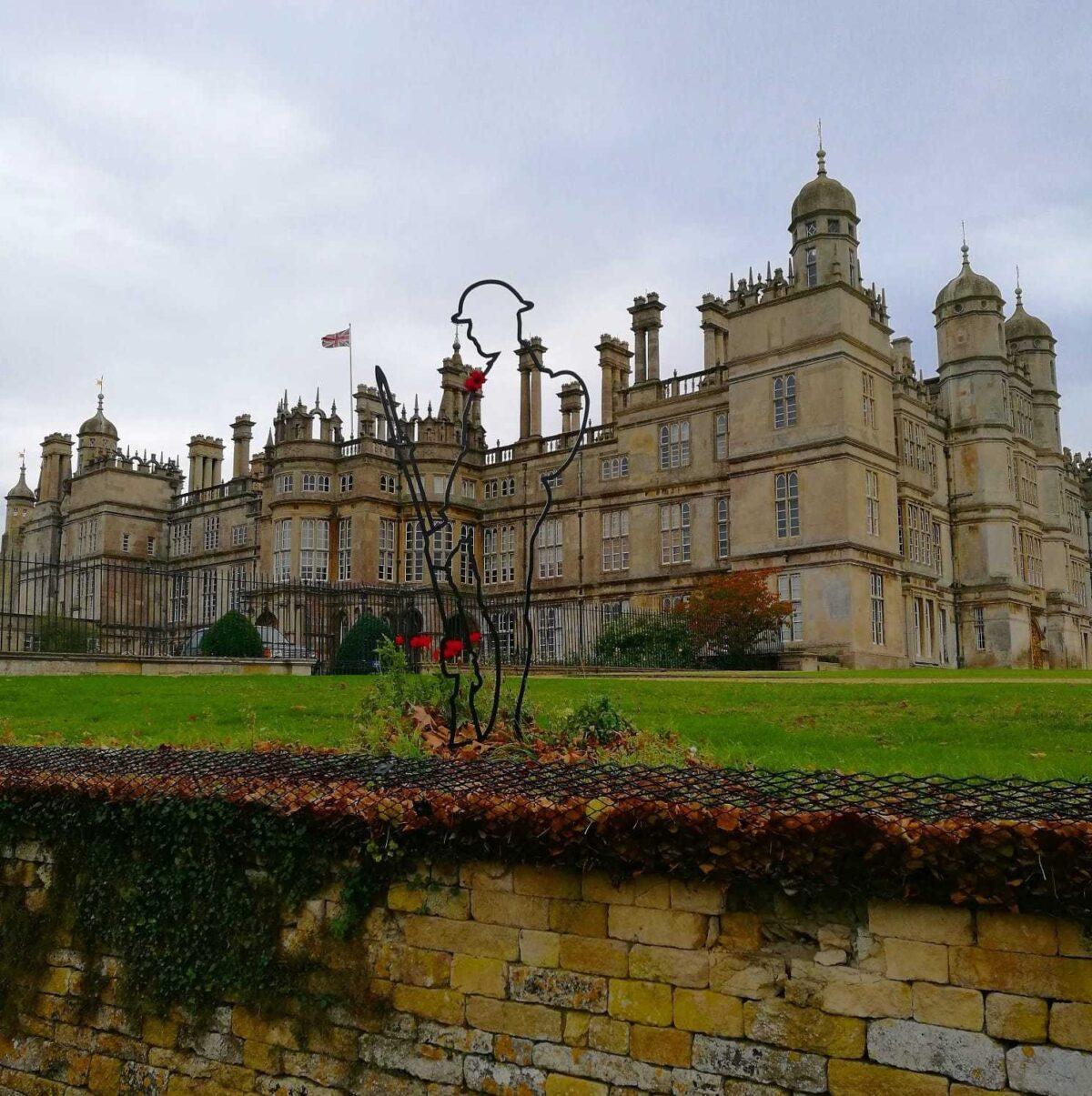 Burghley House large photo 1