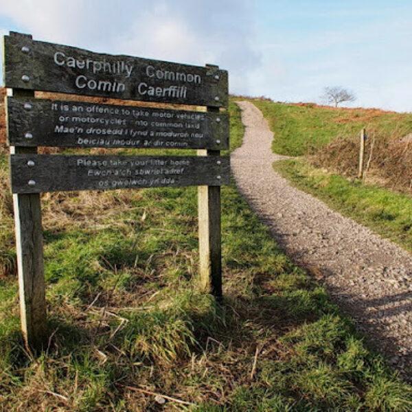 Caerphilly Mountain photo 1
