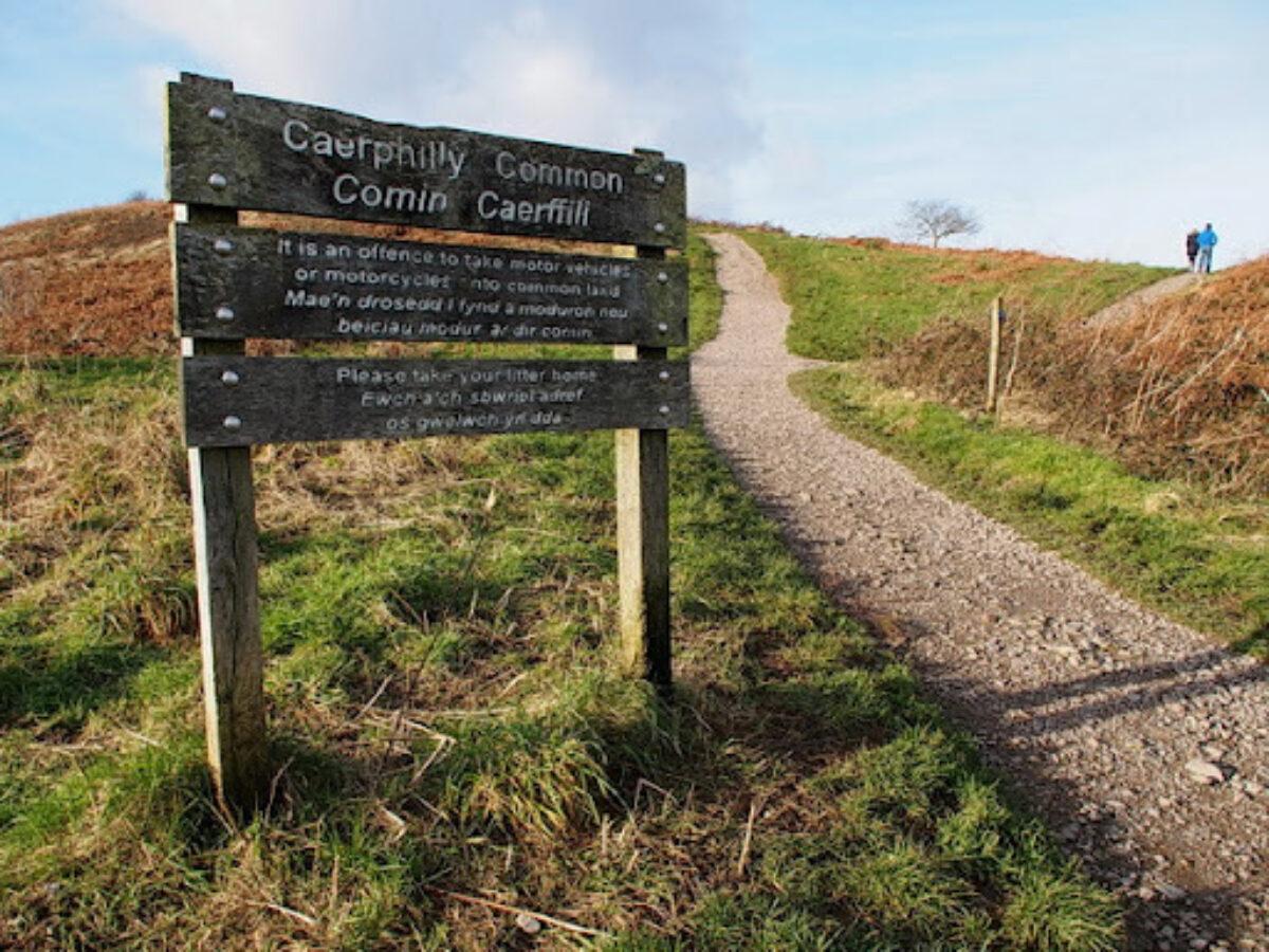 Caerphilly Mountain large photo 1
