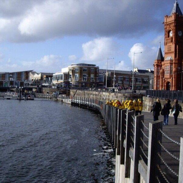 Cardiff Bay 10km Walk photo 4