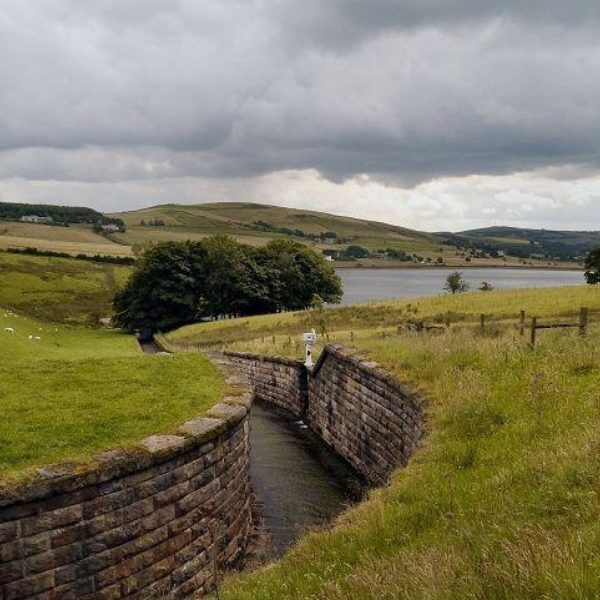 Castleshaw Reservoirs Walk, Delph, Heights Circular photo 2