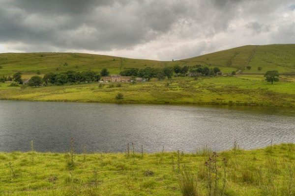 Castleshaw Reservoirs Walk, Delph, Heights Circularphoto