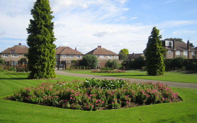 Cedars Park Dog walk in Hertfordshire
