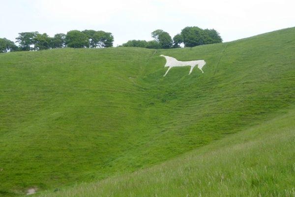 Cherhill White Horsephoto