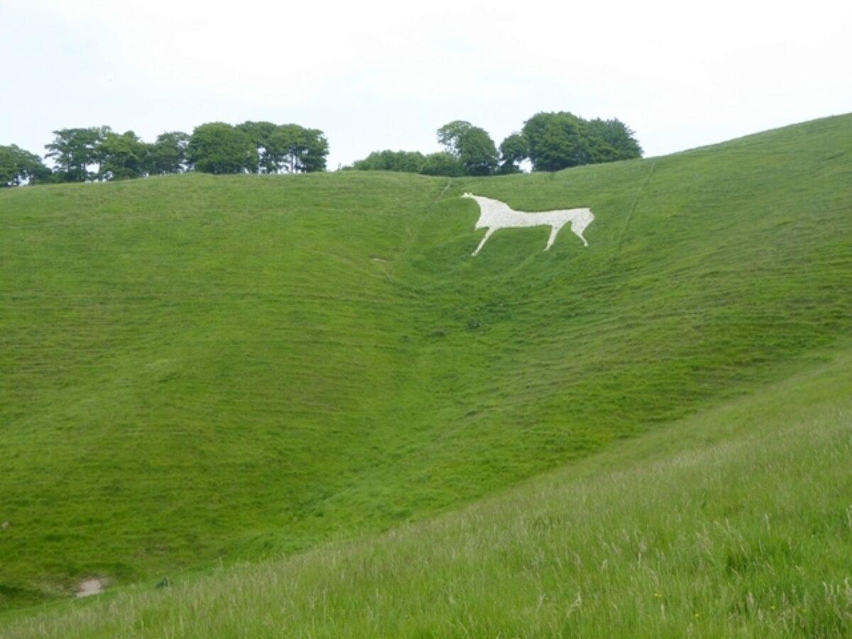 Cherhill White Horse large photo 1