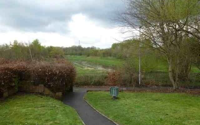 Chorlton Waterpark Dog walk in Lancashire