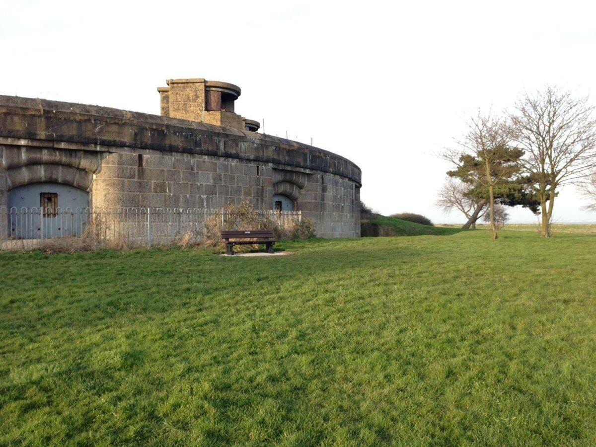 Coalhouse Fort Park large photo 5