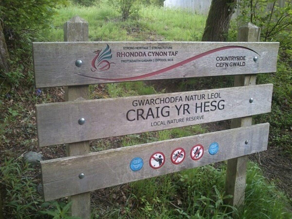Coed Craig Yr Hesg large photo 2