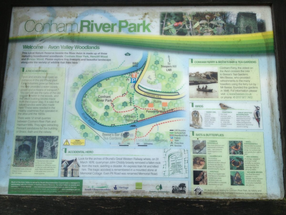 Conham River Park & Avon River Trail large photo 1