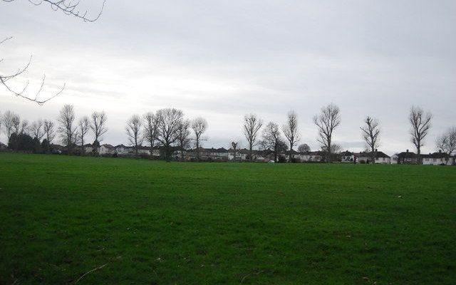 Danson Park, Bexley Dog walk in Kent