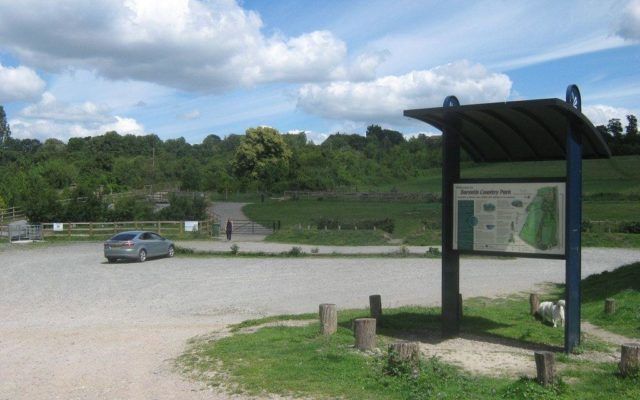 Darenth Country Park Dog walk in Kent