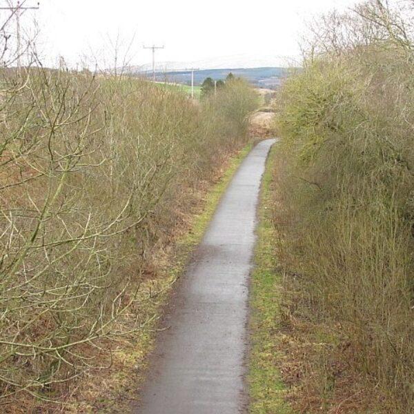 Dunblane to Doune Cycle Path photo 1