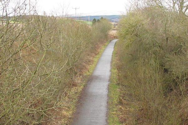 Dunblane to Doune Cycle Pathphoto