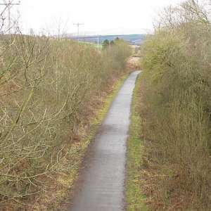 Dunblane to Doune Cycle Path