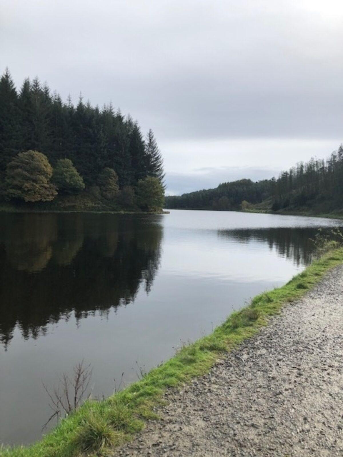 Entwistle and Turton Reservoir large photo 2