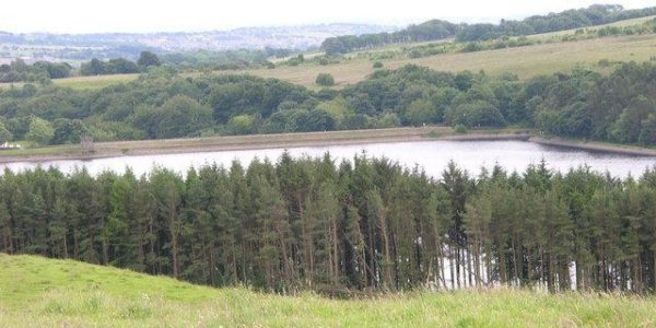 Jumbles Country Park and Reservoir
