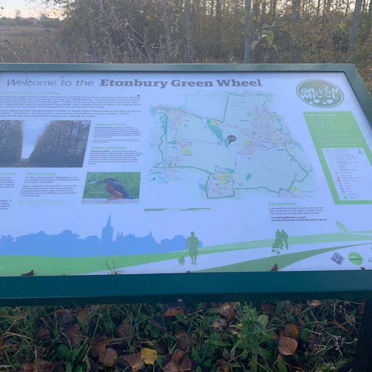 Etonbury Woods & Nature Reserve large photo 2