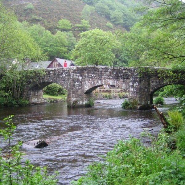 Fingle Bridge photo 1