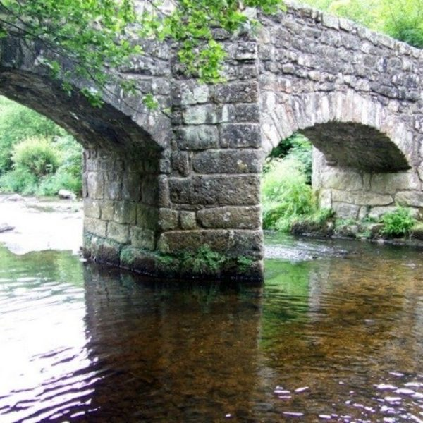 Fingle Bridge photo 2