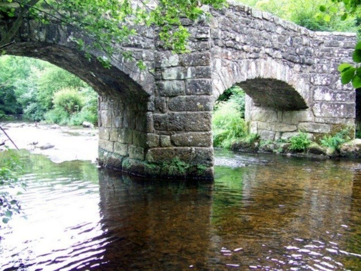 Fingle Bridge large photo 2