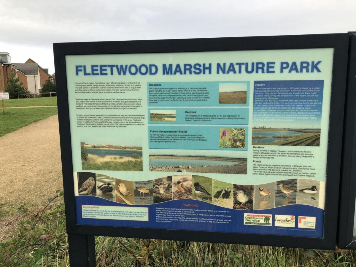 Fleetwood Nature Reserve Walk large photo 3