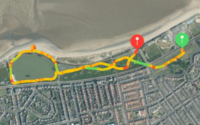 Fleetwood Walk Dog walk in Lancashire