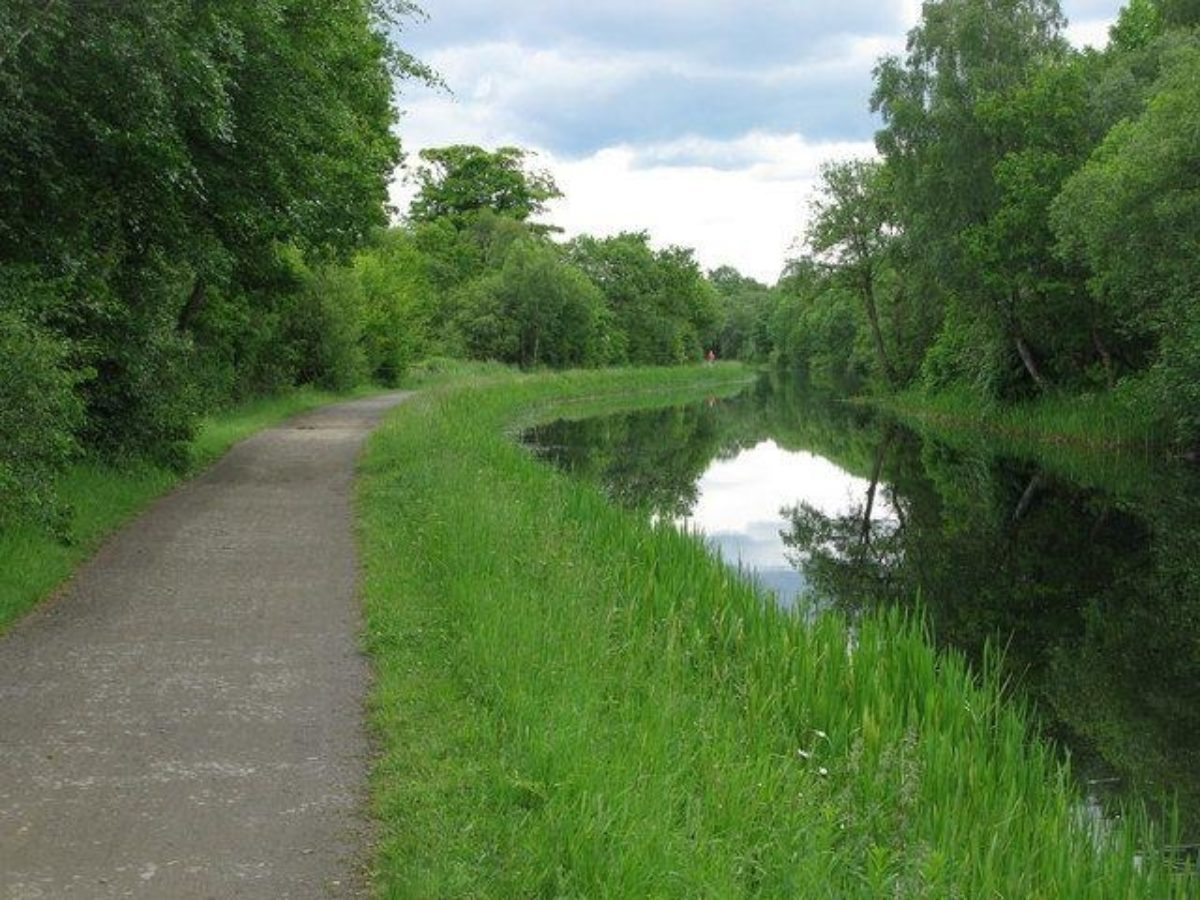 Forth And Clyde Canal large photo 1