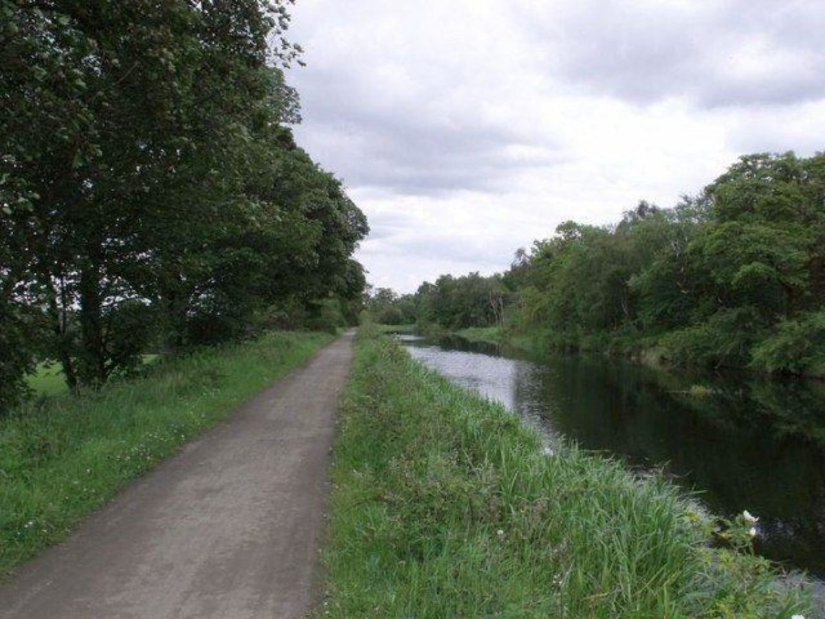 Forth And Clyde Canal large photo 2