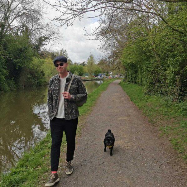 Foxton Locks Canal Walk photo 2