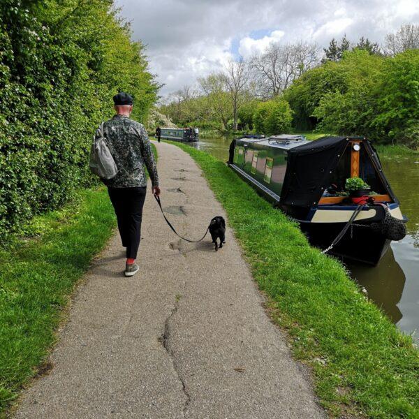 Foxton Locks Canal Walk photo 5