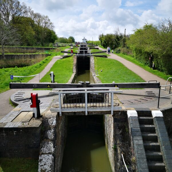 Foxton Locks Canal Walk photo 4