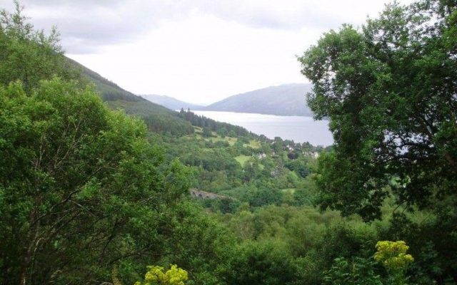 Glen Ogle Trail Dog walk in Stirlingshire