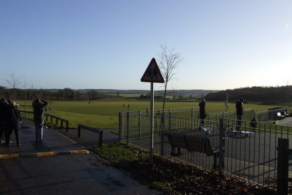 Great Ashby District Park Field Walkphoto