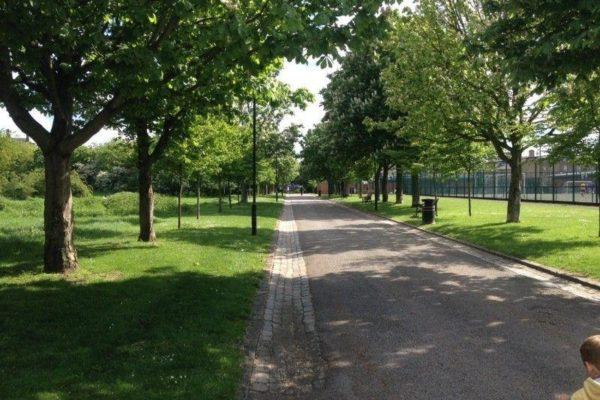Haggerston Park, Hackneyphoto