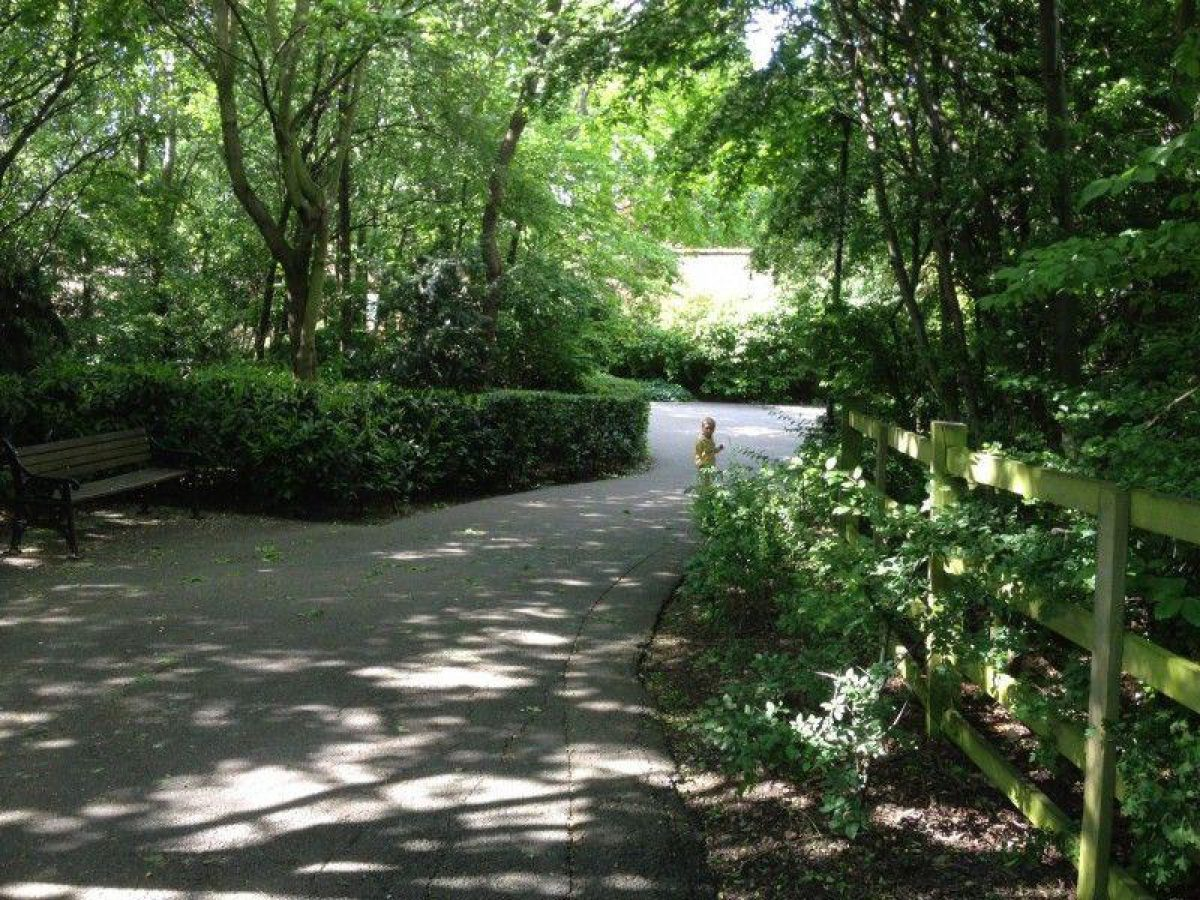 Haggerston Park, Hackney large photo 2